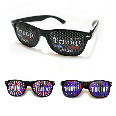 2020 US President Donald Trump Keep Make America Great Again Personality Glasses