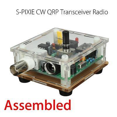 Dc 9 13 8V S Pixie Cw Qrp Shortwave Radio Transceiver 7 023Mhz With Case