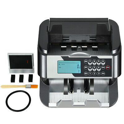 Office Money Counter Machine Multifunctional Value Counting Wuv Mg Ir Dd