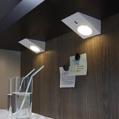 led unterbauleuchte 2er set sensor küchenleuchte unterbaustrahler ... - Unterbaustrahler Küche
