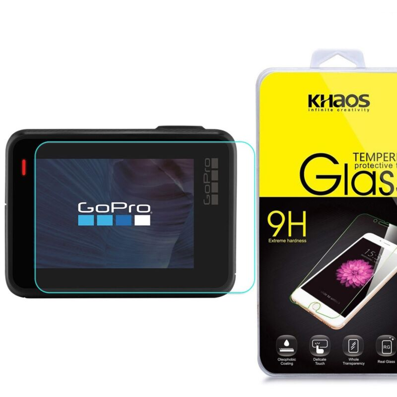 Khaos For GOPRO HERO5 Tempered Glass Screen Protector