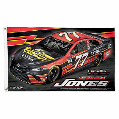 Erik Jones Furniture Row  77 Flag And Banner