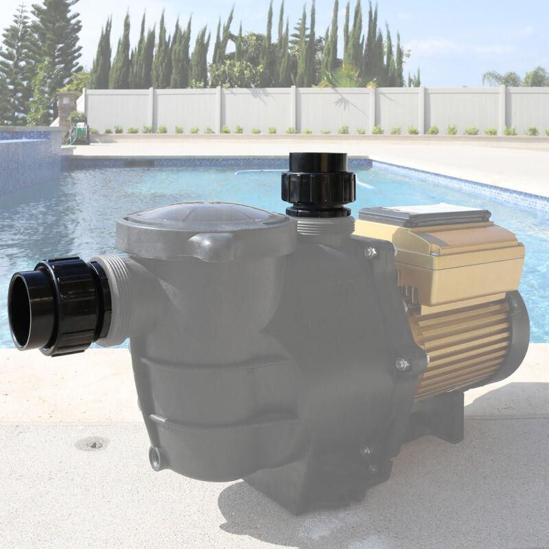 "2"" MPT x 2"" Slip Swimming Pool Pump Spa Fitting 2PC Union Plumbing Joints CPVC"