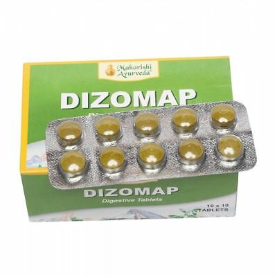 - Maharishi Ayurveda Dizomap Herbal Remedy For constipation and digestive system