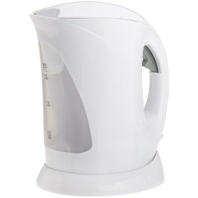 Better Chef Cordless Electric 1.7 Liter Kettle White Cordles