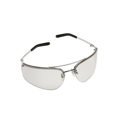 3m Metaliks Safety Glasses With Indooroutdoor Lens