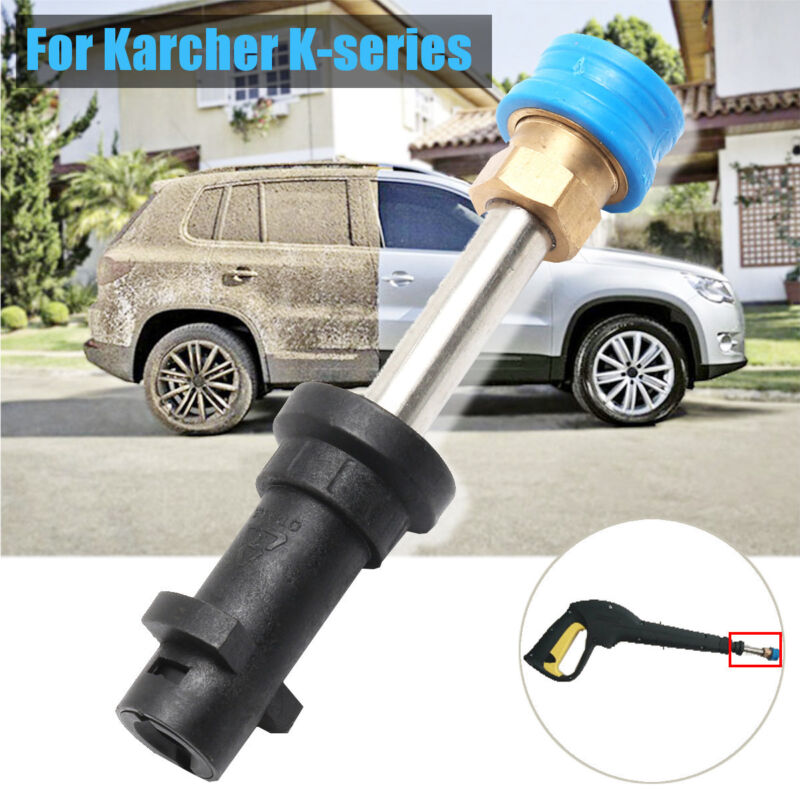 Washer Conversion Adaptor Pressure Compact Quick Release for Karcher K-series