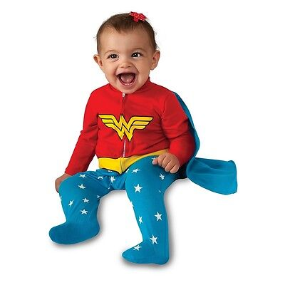 Wonder Woman Baby Costume Halloween Fancy Dress