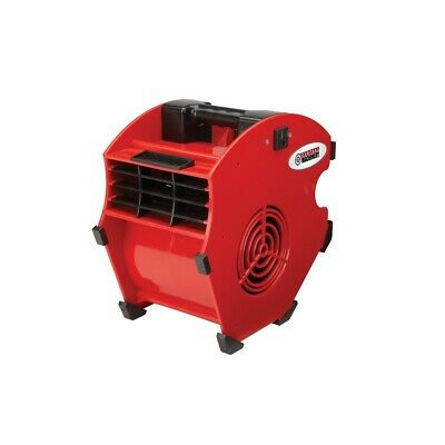 Industrial Portable Blower Fan 3 Speed Shop Garage Indoor Carpet Mechanic Dry