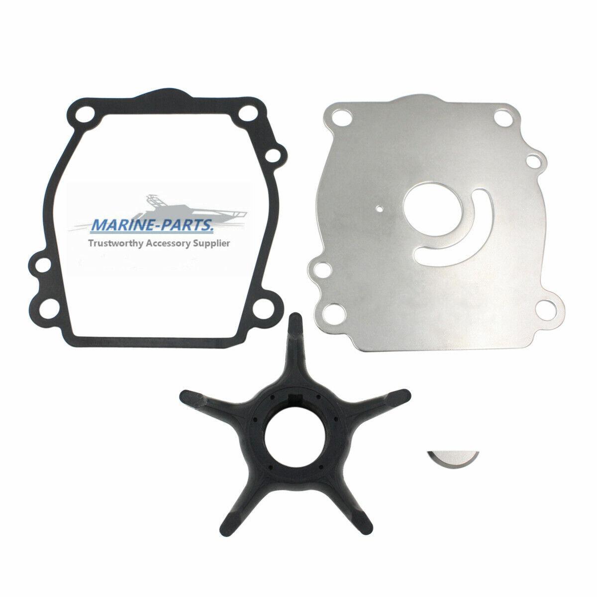 Water Pump Impeller Kits 17400-98551 replacement for SUZUKI Marine