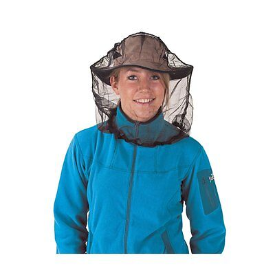 MIDGE MOSQUITO NET INSECTS BUG MESH HEAD NET FACE PROTECTOR TRAVEL CAMPING HIKE
