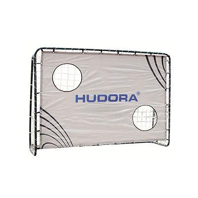 Hudora Freekick Fußballtor mit Torwand 1 Tor
