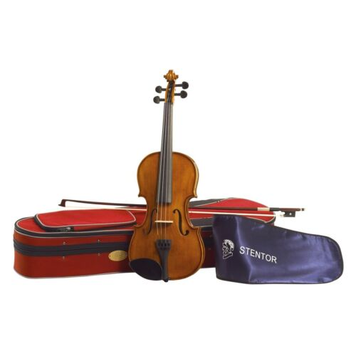 Stentor Student II Violin Outfit 1/2