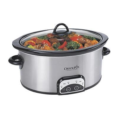 Crockpot 4Qt Smrt Pot Slow Cooker
