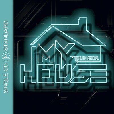 Flo Rida   My House  2Track   Cd Single New
