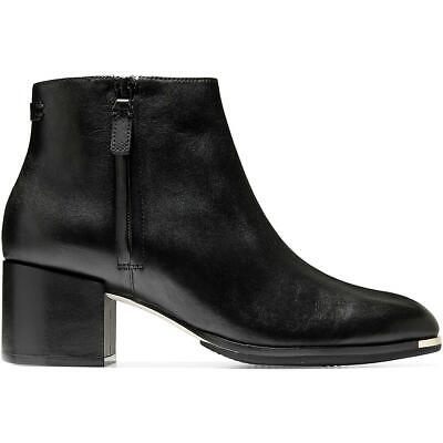 womens grand ambition leather pointed toe ankle