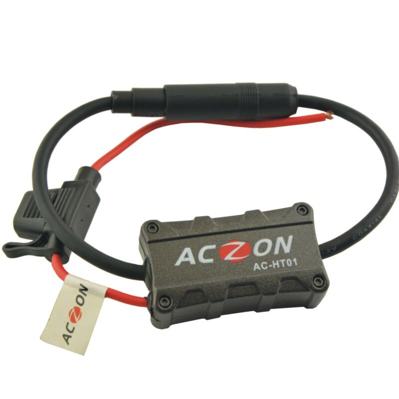 Multicolor 25dB Vehicles Car Stereo Antenna FM Radio Signal Amplifier Booster