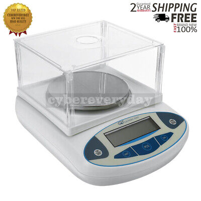 2000x0.01g Digital Lab Scale Balance Electronic Balance Jewelry Scale Portable for sale  Shipping to Ireland