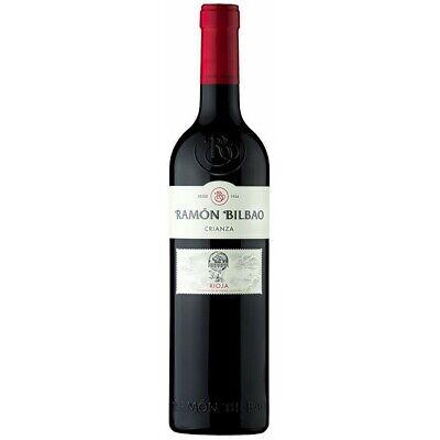 Ramón Bilbao Crianza 2017, Vino Tinto, Rioja, Caja 6 botellas