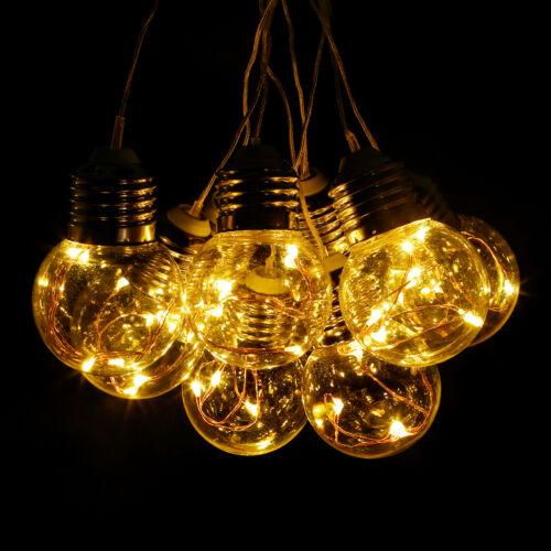 Gartenbeleuchtung Lichterkette Test Vergleich Gartenbeleuchtung