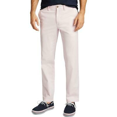 Nautica Mens Twill Classic Fit Deck Chino Pants BHFO 4900