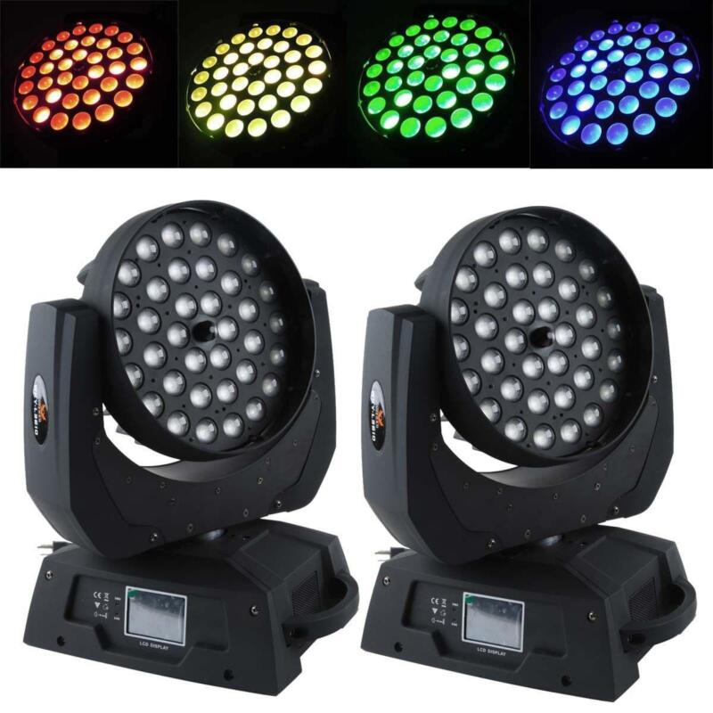 Led Wash Moving Head Ebay