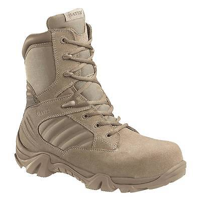 Bates Mens Mns Gx 8 Desert Wolverine Warrior Leather And Nylon Boots E02276