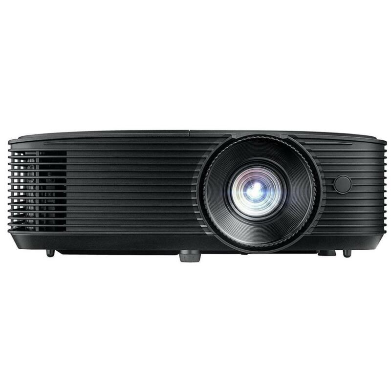 Optoma EH336 - 3D FHD  1080p DLP Projector  - 3400  lumens