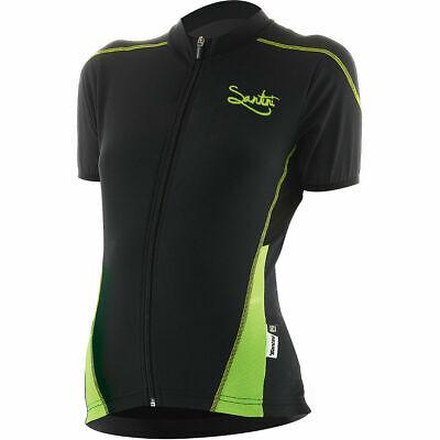 Comfort Fit Perugia Blue Cycling Jersey Short Sleeve Men 1//2 Zipper