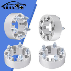4PCS For Jeep Wheel Spacers Adapters 2