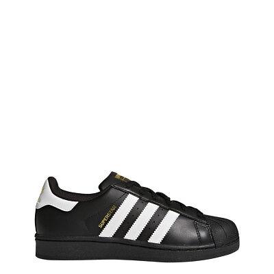 adidas Originals Kids' Superstar Foundation J Sneaker