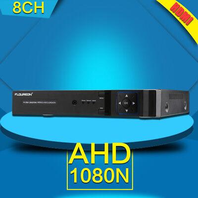 5IN1 8Kanal H.264 1080N CCTV Sicherheit DVR Video Recorder Überwachungssystem
