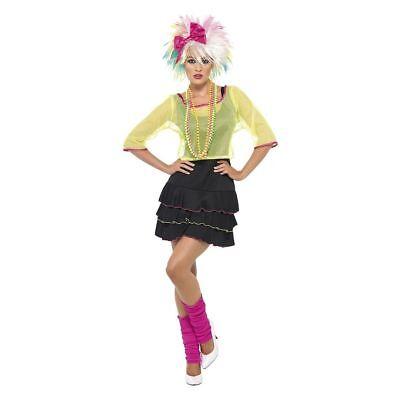 80s Pop Tart Costume Halloween Fancy Dress Medium 10-12