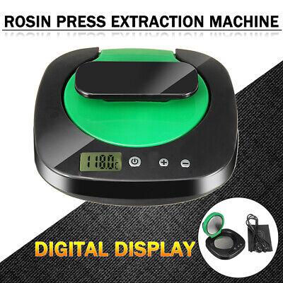 T-Rex Rosin Extracting Press Tool Heat Machine Press Oil Trex Machine Tech
