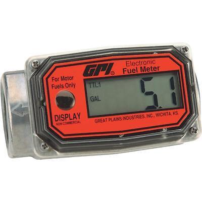 Gpi Digital Flow Meter