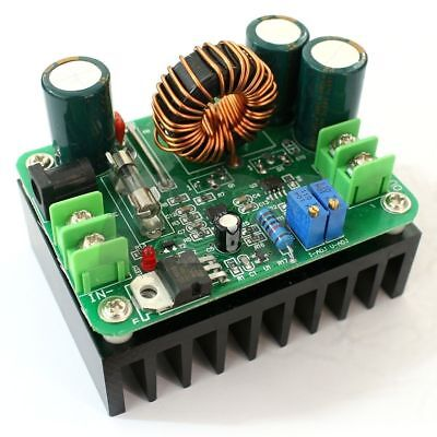 Boost Dc-dc Converter Power Supply Step-up Module 12v-60v To 12v-80v 600w 10a Ma