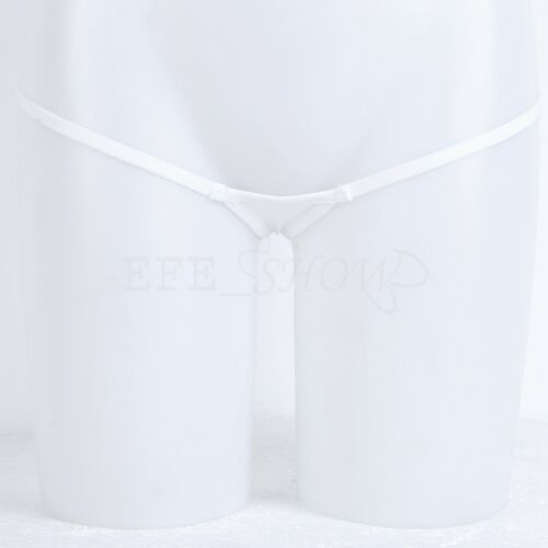 Lingerie Panties Underpants Erogenous Briefs G-string T-back Low-waist Thongs