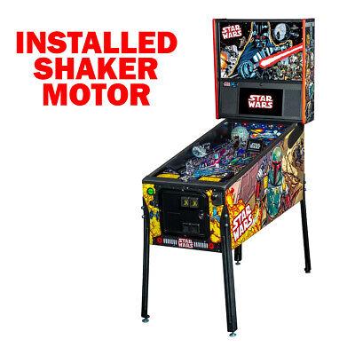Stern Star Wars Comic Art Premium Pinball With Shaker