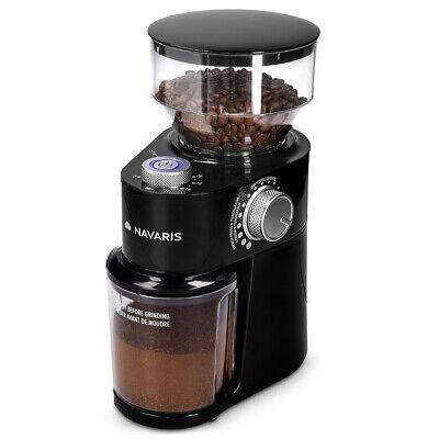 EDELSTAHL Elektrische Universalmühle Kaffeemühle Espressomühle 200 Watt