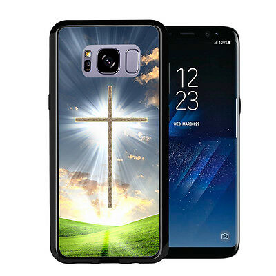 Christian Cross For Samsung Galaxy S8 Plus + 2017 Case Cover
