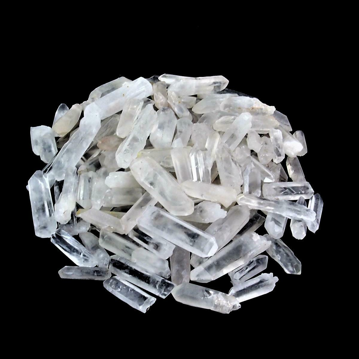 kleine Bergkristall Spitzen Brasilien 15 - 50 mm auch für Schmuckherstellung