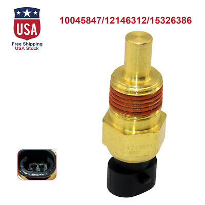 OEM Engine Coolant Temperature Sensor for GMC Chevrolet Cadillac TX3 10045847