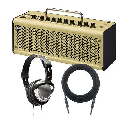 Yamaha THR10II Guitar Amplifier BONUS PAK