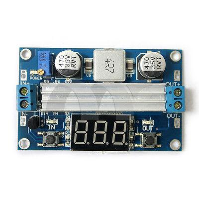 Ltc1871 100w Dc Boost Step-up Adjustable Voltage Power Converter Led Voltmeter M