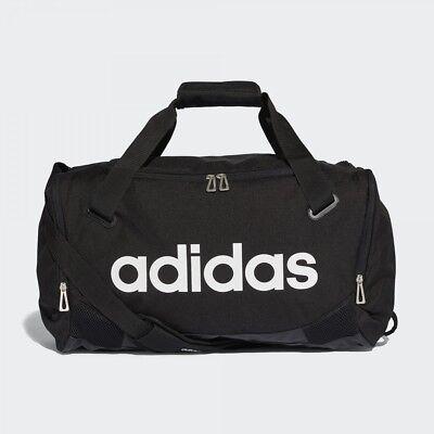 9d59ffe125018 ADIDAS SPORTS DUFFEL BAG - DAILY TEAM BAG HOLDALL - RRP £32 SMALL BLACK