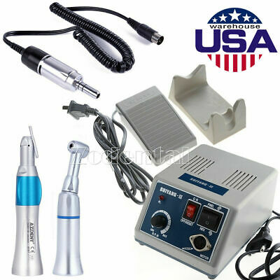 Dental Lab Electric Polishing Handpiece 35000rpm For New N3 Marathon Micro Motor