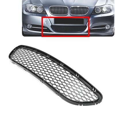 (Lower Bumper Mesh Grille Grill For BMW 3 Series E90 E91 325i 328i 335i 2009-2012)