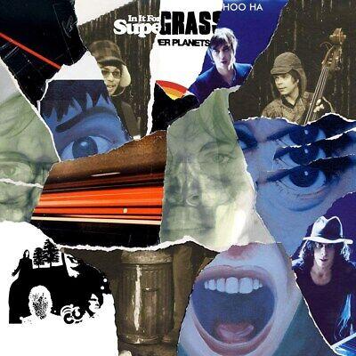 "The Strange Ones 1994-2008 - Supergrass (Extra tracks  12"" Album) [Vinyl]"