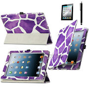 Apple iPad 2 Smart Cover Purple