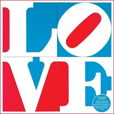 Love - The Album - Ministry of Sound - New 3CD Set - Pre Order 2nd February